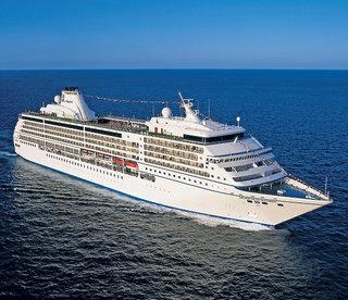 Seven Seas Mariner - Rund um Südamerika