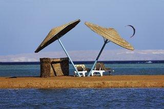 Mövenpick Resort El Gouna, Strand