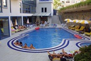 Karat Hotel in Alanya, Türkische Riviera