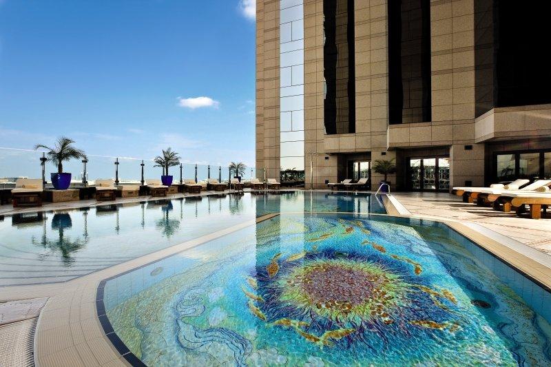 The Fairmont DubaiPool