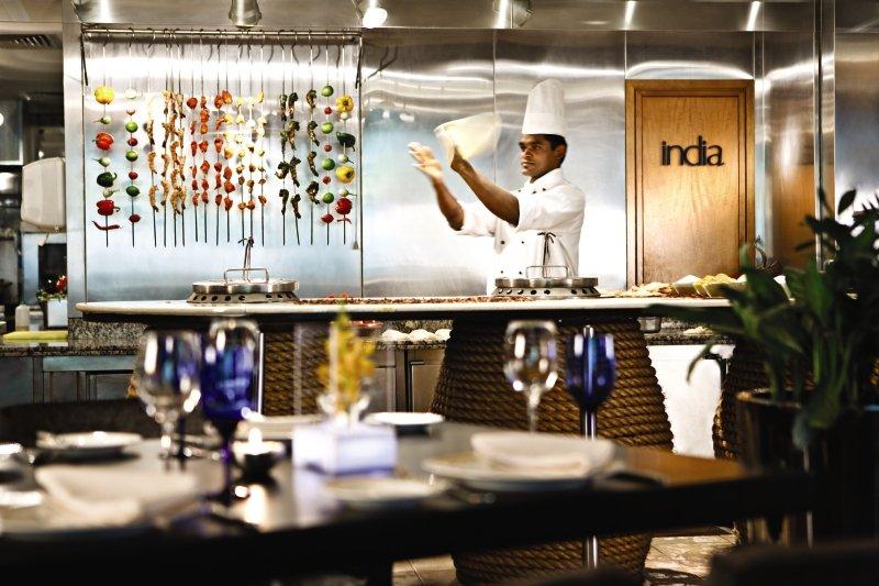 The Fairmont DubaiRestaurant