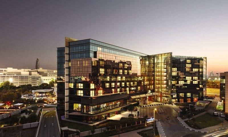 Dubai: Jumeirah Creekside Hotel 5*