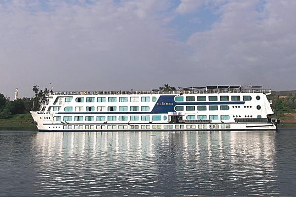 Nilkreuzfahrt Schiffsbeispiel